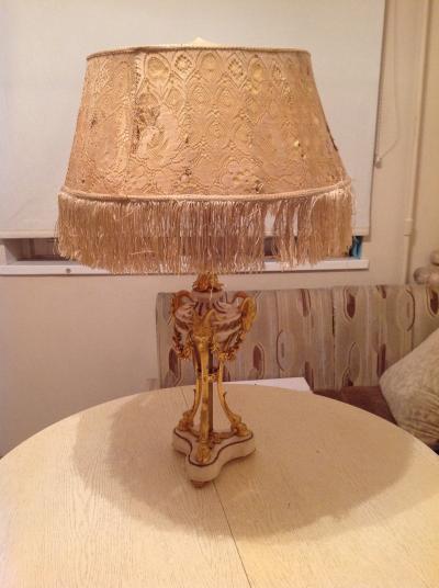 Лампа настольная 70 см