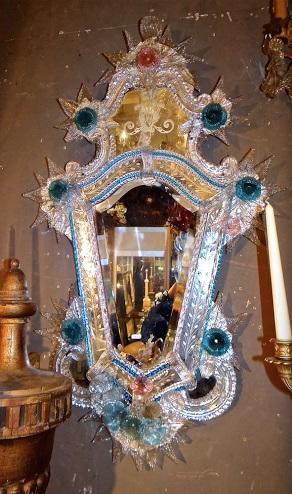 Два венецианских зеркала