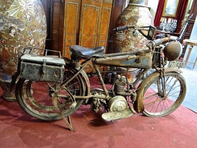 Мотоцикл 1914 г.
