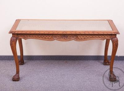 Кофейный столик, стиль Чиппендейл