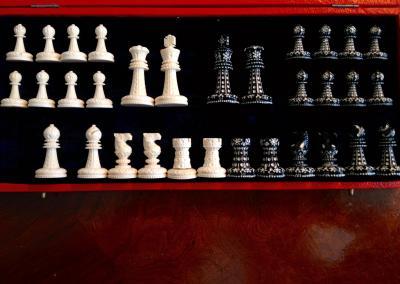 Костяные шахматы