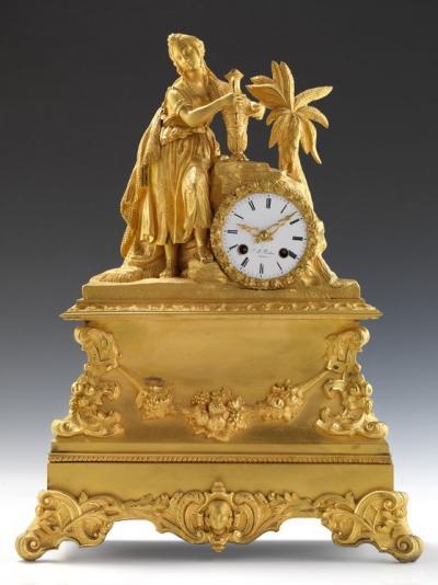 Часы, Период Наполеона III