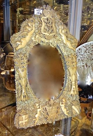 Зеркало из кости