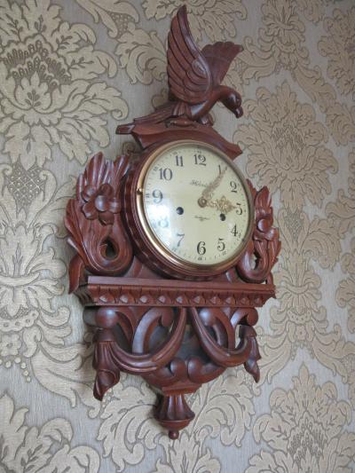 Часы, 1950 гг. Швеция.