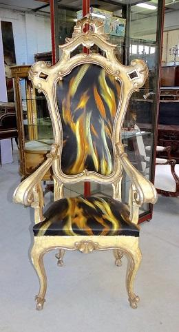 Кресло, ок. 1800 г.