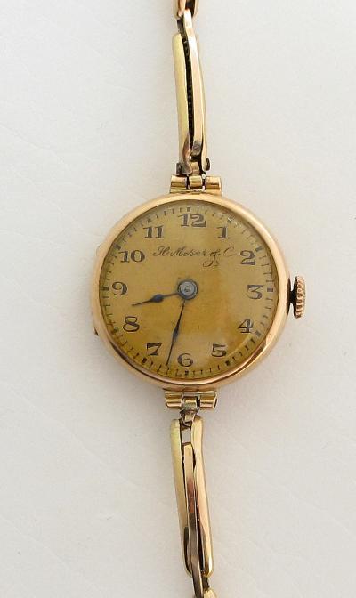 Дамские часы H. Moser & Cie